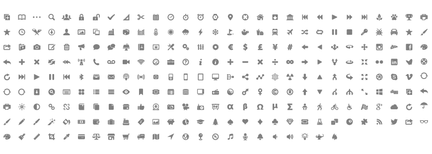 200 Icon Pack Polish iOS Icons