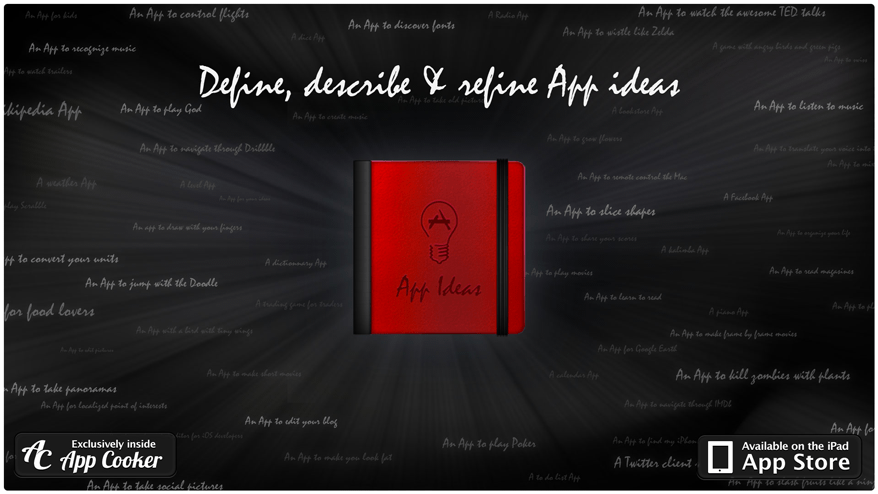 App Idea Define Describe Refine App Ideas1 App Idea