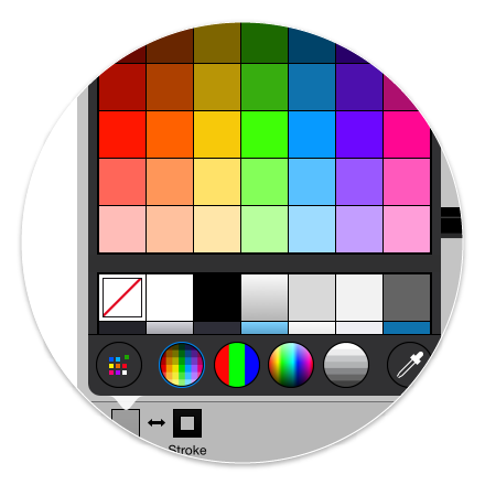 Feature Color Editor