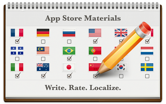 Features Overview App Store Assistant Localize Your App1 Store Info
