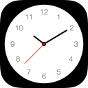 iOS7 Clock Icon