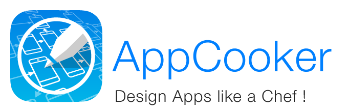 AppCooker - Prototyping studio for Apple Watch, iPhone and iPad apps